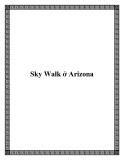 Sky Walk ở Arizona