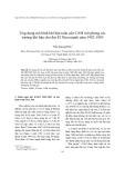 """Báo cáo """" Ứng dụng mô hình khí hậu toàn cầu CAM mô phỏng các trường khí hậu cho đợt El Nino mạnh năm 1982-1983 """""""