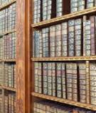 Cách xử lý bảo quản đối với tài liệu đóng thành tệp có giá trị
