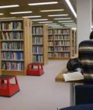 Ghi chép về marketing thư viện