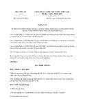 Thông tư số 17/2013/TT-BCA