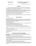Thông tư số 22/2013/TT-BQP