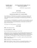 Quyết định số 220/QĐ-BTTTT