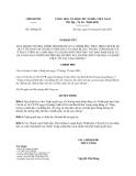 Nghị quyết số 30/NQ-CP