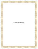 Kiến thức về Email marketing