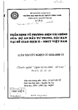 Luận văn:Thẩm định về phương diện tài chính của dự án đầu tư trung, dài hạn tại Sở giao dịch II-NHCT Việt Nam