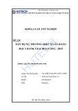 Luận văn:Xây dựng thương hiệu ngân hàng Đại Á banhk giai đoạn 2012-2015