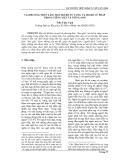 VÀI PHƯƠNG THỨC LÀM MẤT MƠ HỒ TỪ VỰNG VÀ MƠ HỒ CÚ PHÁP TRONG TIẾNG VIỆT VÀ TIẾNG ANH