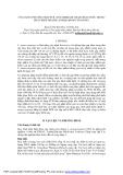 ỨNG DỤNG PHƯƠNG PHÁP PCR (POLYMERASE CHAIN REACTION) TRONG PHÁT HIỆN NHANH LISTERIA MONOCYTOGENES