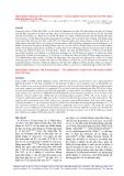 Báo cáo: Haemophilus influenzae tiết men beta-lactamase - kết quả nghiên cứu đa trung tâm trên 248 chủng phân lập được tại Việt Nam