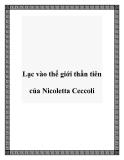 Lạc vào thế giới thần tiên của Nicoletta Ceccoli