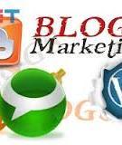 Thực hiện Internet Marketing với Blog