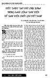 """Báo cáo """"Việc thực thi các quy định trong pháp lệnh thư viện về thư viện Quốc gia Việt Nam """""""