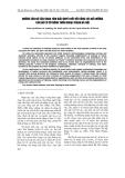 """Báo cáo """" Những vấn đề cần quan tâm giải quyết đối với công tác bồi dưỡng cán bộ cơ sở nông thôn ngoại thành Hà NộI """""""