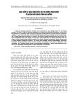 """Báo cáo """" Đặc điểm và hoạt động của các hệ thống chăn nuôi ở huyện Cẩm Giàng tỉnh Hải Dương """""""