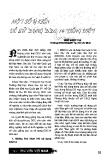 """Báo cáo """" Một số ý kiến về sử dụng DDC 14 tiếng Việt """""""