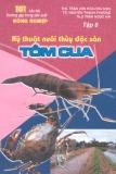 Ebook Kỹ thuật nuôi thủy đặc sản tôm cua (tập 6) - ThS. Trần Văn Hòa (chủ biên)