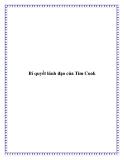 Bí quyết lãnh đạo của Tim Cook