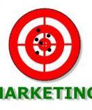 Mẫu đơn xin việc dành cho vị trí Marketing
