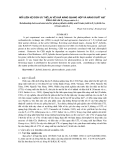 Mối liên hệ giữa ưu thế lai về khả năng quang hợp và năng suất hạt của lúa lai F1 (Oryza sativa L.)