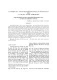 CẢI THIỆN CHẤT LƯỢNG CHO QUẢ HỒNG THẠCH THẤT BẰNG XỬ LÍ NHIỆT VÀ ETHANOL TRƯỚC KHI RẤM CHÍN