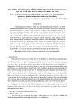 Ảnh hưởng của ủ chua và kiềm hóa đến tính chất, thành phần hóa học và tỷ lệ tiêu hóa in-vitro của rơm lúa tươi