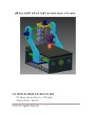 Đồ án Thiết kế Mạch giao tiếp máy CNC MINI