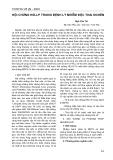 Hội chứng Hellp trong bệnh lý nhiễm độc thai nghén