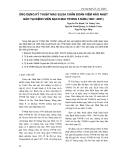 Ứng dụng kỹ thuật Mac - Elisa chẩn đoán Viêm não Nhật Bản tại bệnh viện Bạch Mai trong 5 năm (1997 - 2001)