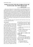 Nghiên cứu dị ứng thuốc điều trị bệnh Gút đặc hiệu tại Khoa Dị ứng-MDLS Bệnh viện Bạch Mai