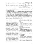 Tình hình sử dụng dịch vụ y tế của nhân dân huyện Ba vì - kết quả theo dõi tại cơ sở thực địa dịch tễ học năm 1999  Đọc thêm Tình hình sử dụng dịch vụ y tế của nhân dân huyện Ba vì - kết quả theo dõi tại cơ sở thực địa dịch tễ học năm 1999