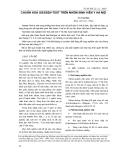 Chuẩn hóa Giessen - Test trên nhóm sinh viên y Hà Nội