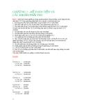 Bài tập kế toán ( có lời giải chi tiết )