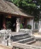 Đền Đinh Tiên Hoàng (Ninh Bình) – Đểm du lịch văn hóa lịch sử đầy hấp dẫn