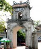 Di tích Mỹ Lộc Nam Định