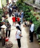 Phiên chợ Bưởi – Nét văn hóa Thăng Long