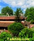 Di tích quốc gia: chùa Sùng Quang (chùa Phúc Tằng)