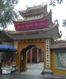 Danh thắng chùa Chiếu Hải Phòng