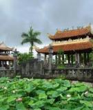 Phủ Tây Hồ và đền thờ thần Kim Ngưu