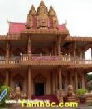 Chùa Xiêm Cán – Kiến trúc độc đáo của người Khmer Nam bộ