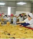 Luận văn nghiên cứu hệ thống tự động hóa dây chuyền sản xuất mì ăn liền