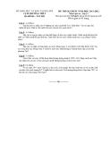 Đề thi Olympic Tây Hồ năm 2012 môn Lịch sử 11