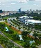 Kỹ thuật hạ tầng đô thị