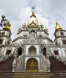 Chiêm ngưỡng kiến trúc độc đáo chùa Bửu Long