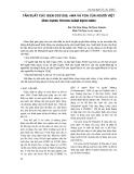 Tần suất các gien D3S1358, vWA và FGA của người Việt ứng dụng trong giám định gien
