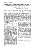 Nghiên cứu dịch tễ bệnh phổi tắc nghẽn mạn tính tại phường Khương Mai quận Thanh xuân - Hà Nội
