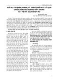 GIÁ TRỊ CỦA PHÉP ĐO PCO2 VÀ pH MÁU NHĨ PHẢI LẤY QUA CATÊTE TĨNH MẠCH TRUNG TÂM TRONG GÂY MÊ HỒI SỨC MỔ TIM MỞ