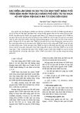 Đặc điểm lâm sàng và giá trị của sinh thiết màng phổi trên bệnh nhân tràn dịch màng phổi điều trị tại khoa Hô hấp bệnh viện Bạch Mai từ 3/2002 đến 8/2003