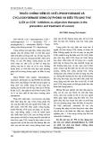 Thuốc chống viêm ức chế lipooxygenase và cyclooxygenase dùng dự phòng và điều trị ung th- (LOX an COX - inhibitors as adjunctive therapies in the prevention and treatment of cancer)