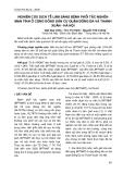 Nghiên cứu dịch tễ lâm sàng bệnh phổi tắc nghẽn mạn tính ở cộng đồng dân cư quận Đống Đa và Thanh Xuân - Hà Nội